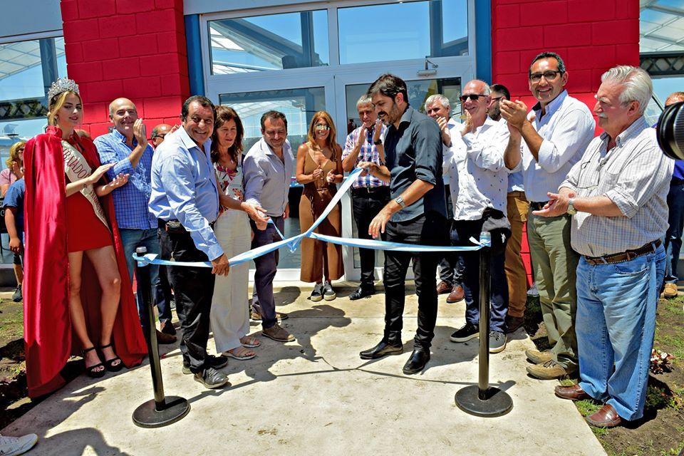 Quedó formalmente inaugurado el Complejo Municipal de Piletas Climatizadas
