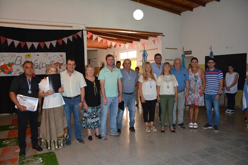 La Comunidad de Estación López celebró un nuevo aniversario de su creación