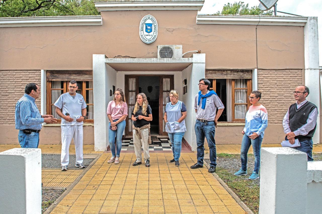 ENTREGA DE SUBSIDIOS A COOPERADORAS DE JARDINES DE INFANTES, ESCUELAS E INSTITUCIONES