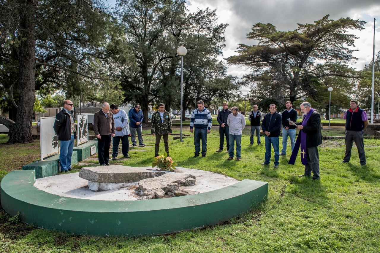 Día del Veterano y los Caídos en la Guerra de Malvinas